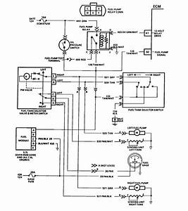 98 Tahoe Fuel Pump Wiring Diagram