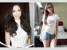 Beauty queen in the Philippines scores top marks in exams