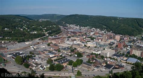 black and white color johnstown pa