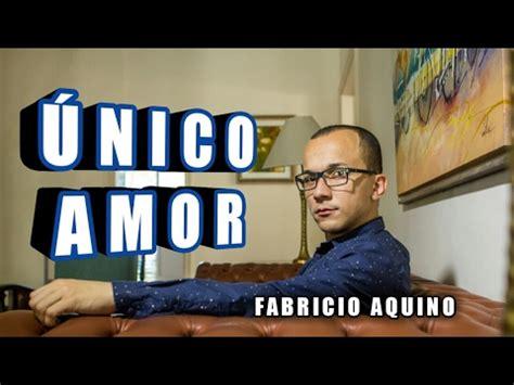Único Amor  Fabricio Aquino (cover) Youtube