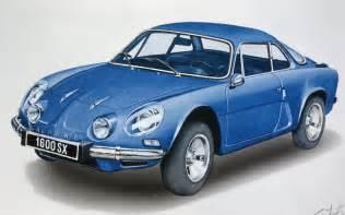 El Renault Alpine A110 cumple 50 años | El Cuentakilómetros