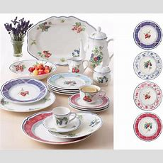 Cottage Style Dinnerware From Villeroy & Boch Cottage