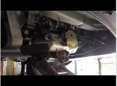 removing transfer case on BMW x5 2000 YouTube