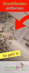 Schimmelflecken Aus Stoff Entfernen : stockflecken entfernen die besten tipps kleidung haushalte und tipps ~ Orissabook.com Haus und Dekorationen