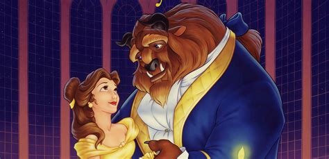 The Animated Beauty And The Beast Remains A Nearperfect