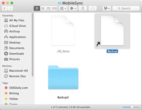 backup iphone to external drive backup iphone naar externe schijf op mac os x aartjan nl 1099