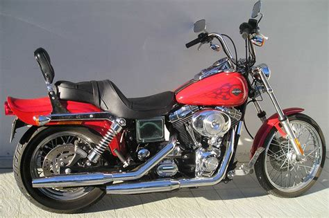Harley Davidson Dyna Wide Glide Motorcycle Auctions