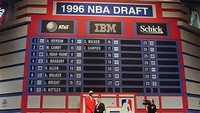 Draft 1996 Nba Class 96 Down Ever
