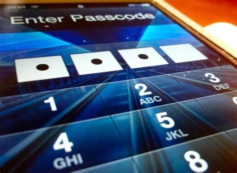 report 10 most popular passcodes could unlock 1 in 7