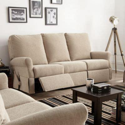 Loveseats Canada by El Ran 174 Renley Reclining 3 Seat Sofa Sears Sears