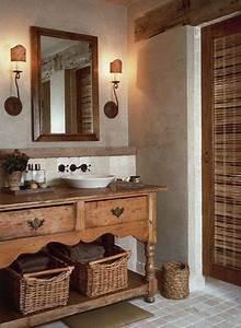Körbe Fürs Bad : 29 vintage und sch bige schicke eitelkeiten f r ihr badezimmer beste inspiration ~ Eleganceandgraceweddings.com Haus und Dekorationen