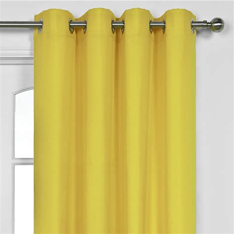 value eyelet panel yellow