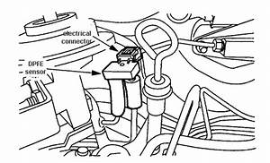 Check Engine Light On Readig Code Po402 Egr Flow Excesive