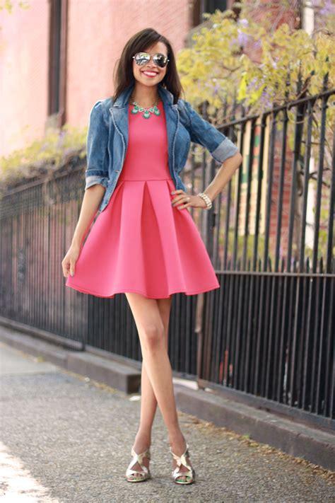 pink dress   wear  fashionsycom