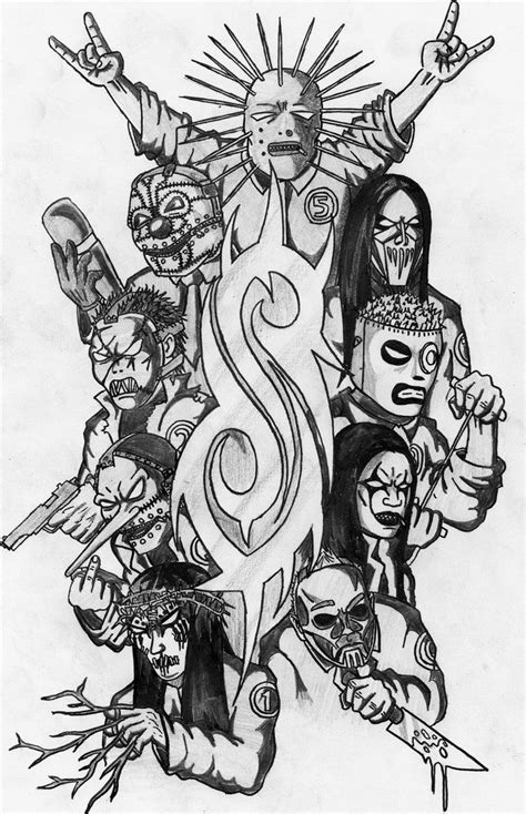 Pin by Christian Williams on Slipknot in 2019 | Slipknot tattoo, Slipknot, Slipknot logo