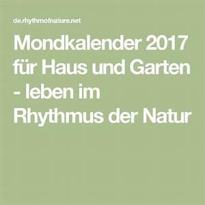 Mondkalender 2017 Garten : 1000 ideen zu mondkalender auf pinterest germanische runen bedeutung astrologie und ~ Whattoseeinmadrid.com Haus und Dekorationen