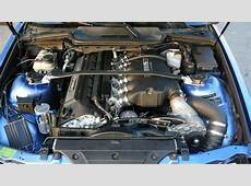 BMW Z3 RMS M Coupe Roadster Supercharger Kit Stage 2 Euro