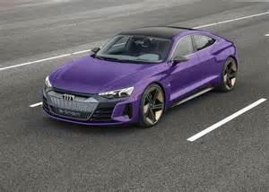 Audi E Tron Gt : audi e tron gt rendered in new colors including purple ~ Medecine-chirurgie-esthetiques.com Avis de Voitures