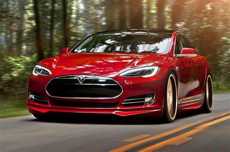 Tesla Model S Full Hd