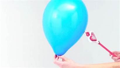 Balloon Pop Water Balloons Gifs Bouncing Lowgif