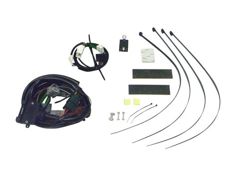 Milford Towbar Wiring Harness Suitable For Hilux