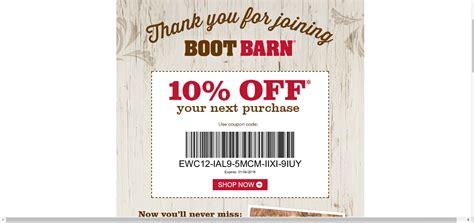 code for boot barn 75 boot barn code boot barn 2018 promo codes