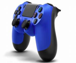 PlayStation 4 DUALSHOCK 4 controllers launching in blue ...