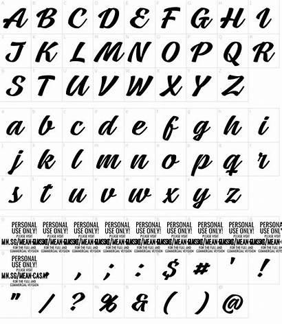 Font Mean Casat Cap Fonts Map Fontmeme