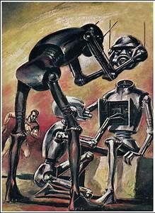 110 best SciFi - Robots images on Pinterest | Magazine art ...