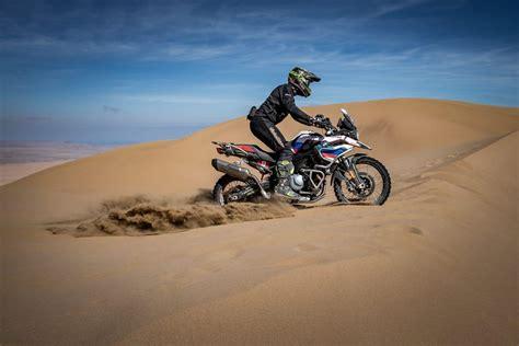 gs el modelo de bmw motorrad  triunfa en desafio