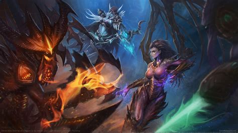 heroes   storm wallpaper   awesome