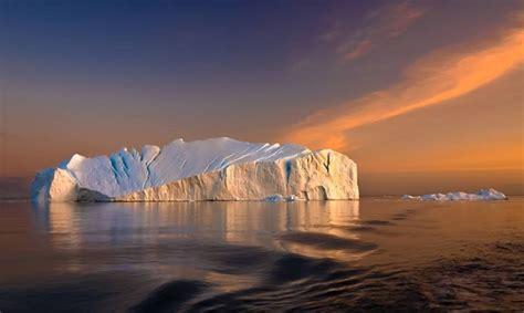 Fiordo helado de Ilulissat, Groenlandia. | naturaleza pura