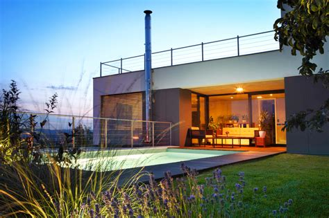 maison d architecte 224 vendre achat maison contemporaine