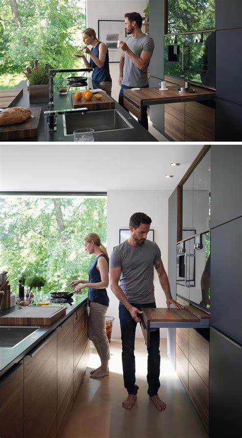 ada kitchen cabinets kitchen design idea pull out counters contemporist 1155