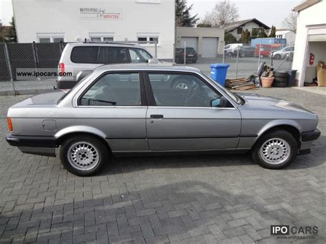 1988 Bmw 318i Automatic  Car Photo And Specs
