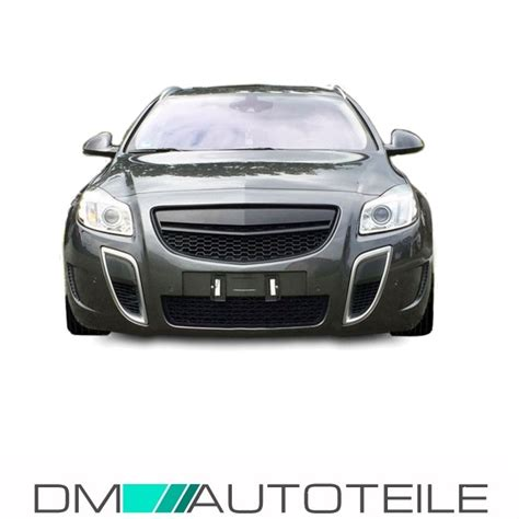 Opel Vauxhall Insignia Front Mesh Grille Honeycomb Black