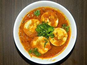 How to make Egg(Anda) Curry – Recipe, Ingredients, Method