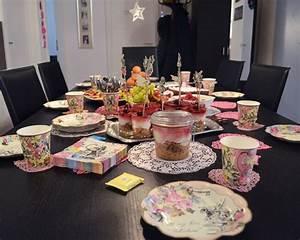 Deko 3 Geburtstag : party dekoration f r m dchen jolie im wunderland style pray love ~ Whattoseeinmadrid.com Haus und Dekorationen