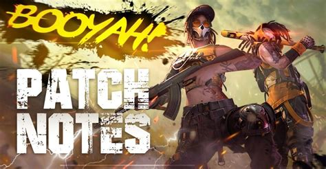 fire notes booyah update game patch guides