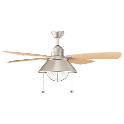 ceiling fans with good lighting ceiling lights design great decor nickel ceiling fan with