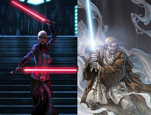 Count Dooku VS Asajj Ventress & Obi-Wan Kenobi - Battles ...