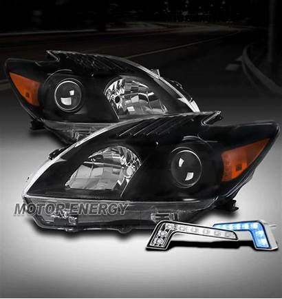 Prius Toyota Projector Headlights Drl Hid Led