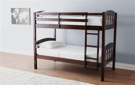 mainstays wood bunk bed espresso walmart ca