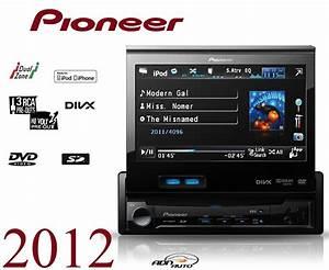 Autoradio 1 Din Ecran : autoradio dvd pioneer avh 5300dvd motorise 149404 ~ Medecine-chirurgie-esthetiques.com Avis de Voitures