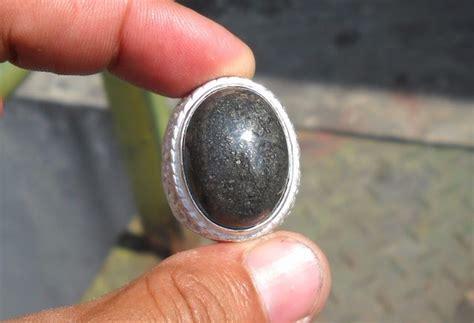 Batu Akik Kecubung Badar Perak pesona batu akik bbp01 badar perak antik dan manis