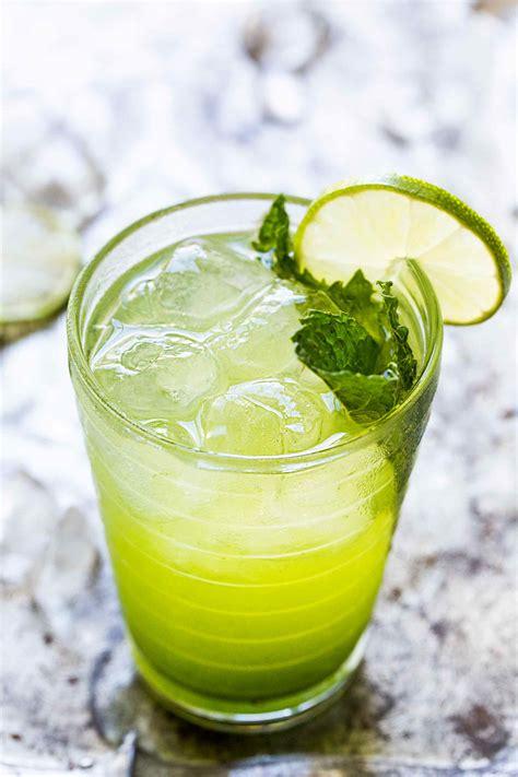 cajun cuisine mint and lime mojito recipe simplyrecipes com