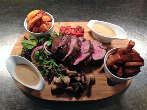 chateaubriand cuisine chateaubriand for two picture of hooked restaurant alnmouth tripadvisor