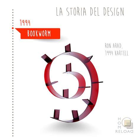 libreria kartel storia design libreria kartell home reload