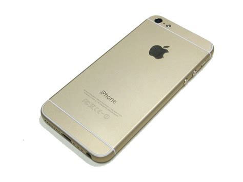 iphone 5 gold iphone 5 gold color conversion ifixsmartphone