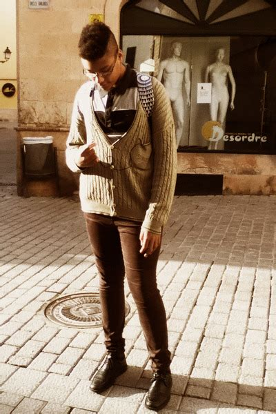 Menu0026#39;s Jeans Loafers Cardigans Ts Shirts | u0026quot;monday evening!u0026quot; by albertbenejam | Chictopia
